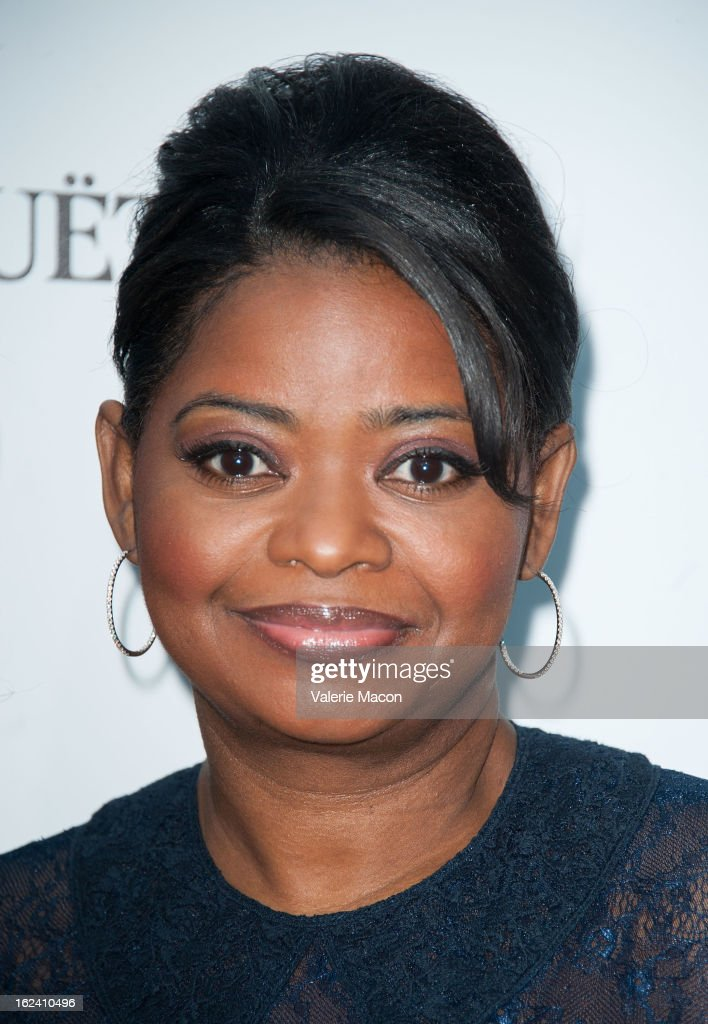 Octavia Spencer attends the 6th Annual Women In Film Pre-Oscar Party hosted by Perrier Jouet, MAC Cosmetics and MaxMara at Fig & Olive Melrose Place on February 22, 2013 in West Hollywood, California.