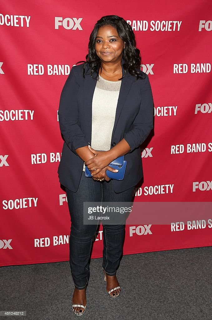 Octavia Spencer attends the FOX's New Drama 'Red Band Society' Special Screening and QA at the Landmark Nuart Theatre on June 25 2014 in Los Angeles...