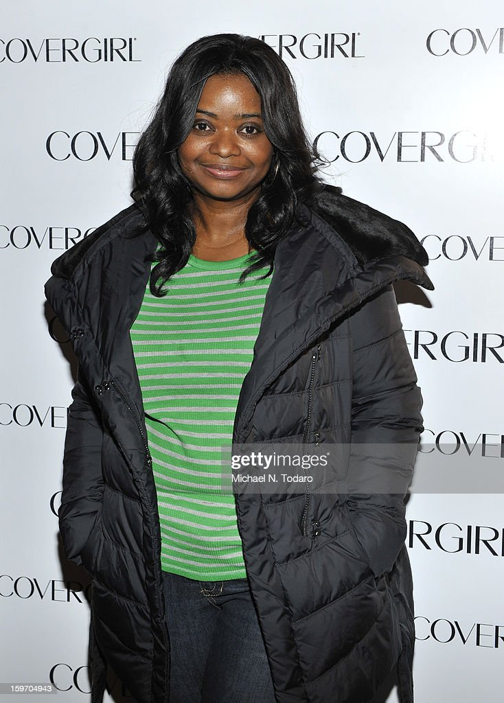Octavia Spencer attends the TR Suites Daytime Lounge - Day 1 on January 18, 2013 in Park City, Utah.