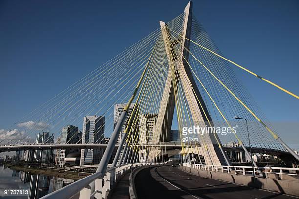 Octavio Frias de Oliveira-Brücke in Sao Paulo