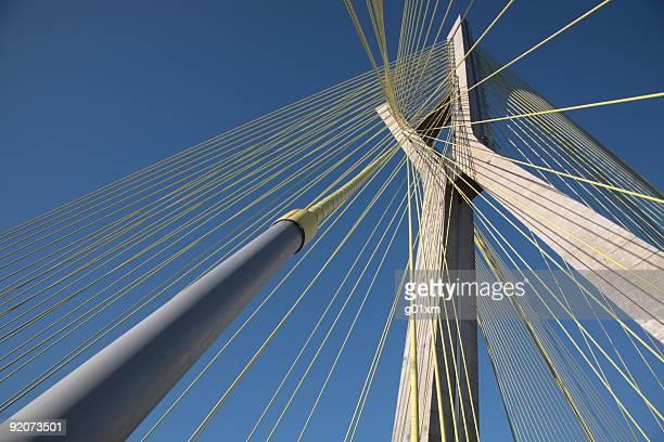 Puente Octavio Frias de Oliveira en Sao Paulo