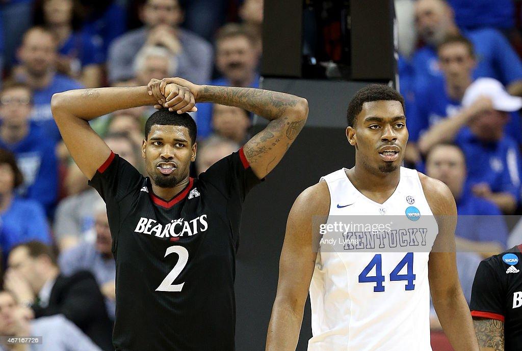 NCAA Basketball Tournament - Third Round - Louisville