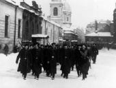 October 1917 krondstadt sailors patrolling the streets of petrograd picture id3285988?s=170x170