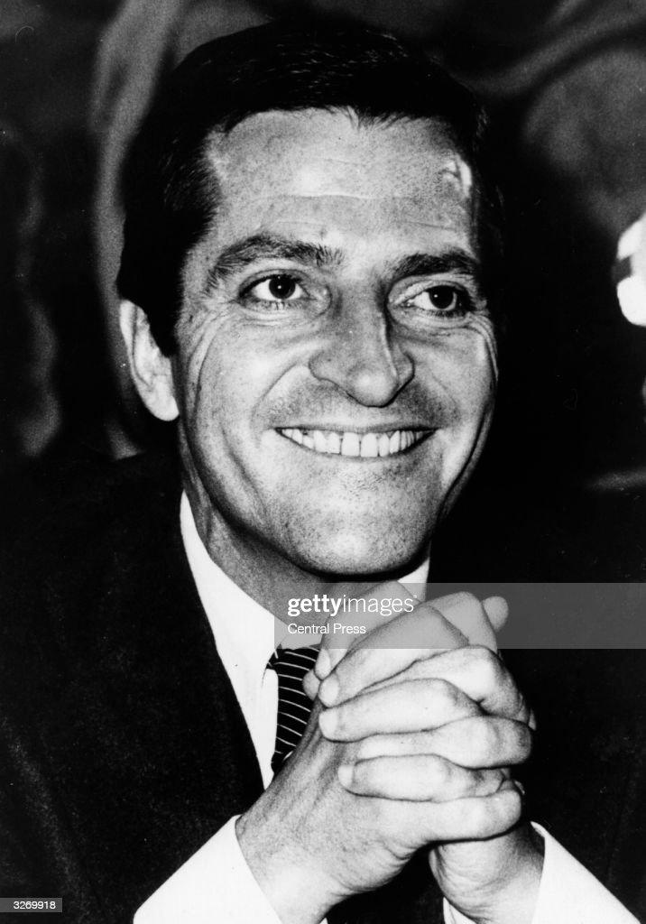 Adolfo Suarez, Prime Minister of Spain.
