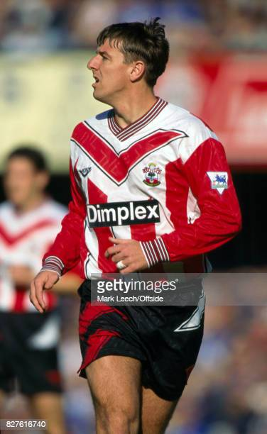 08 October 1994 FA Premiership Southampton v Everton Matt Le Tissier of SouthamptonPhoto Mark Leech / Getty Images