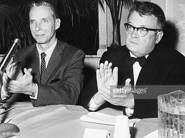October 20 1959 Atlantic City New Jersey Dr Leroy E Burney Surgeon General US Public Health service Chairman of the United States Delegation to 12th...