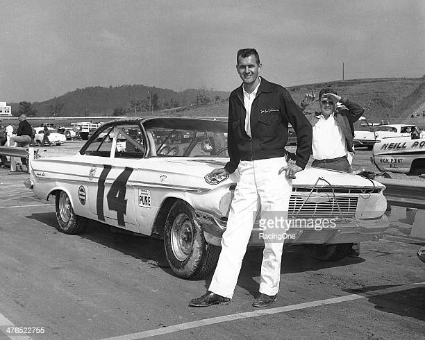 1961 nascar stock photos and pictures getty images. Black Bedroom Furniture Sets. Home Design Ideas