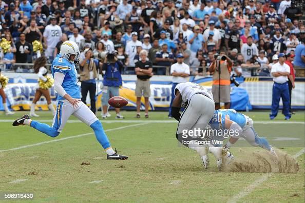 Nfl Oct 25 Raiders At Chargers Pictures Getty Images