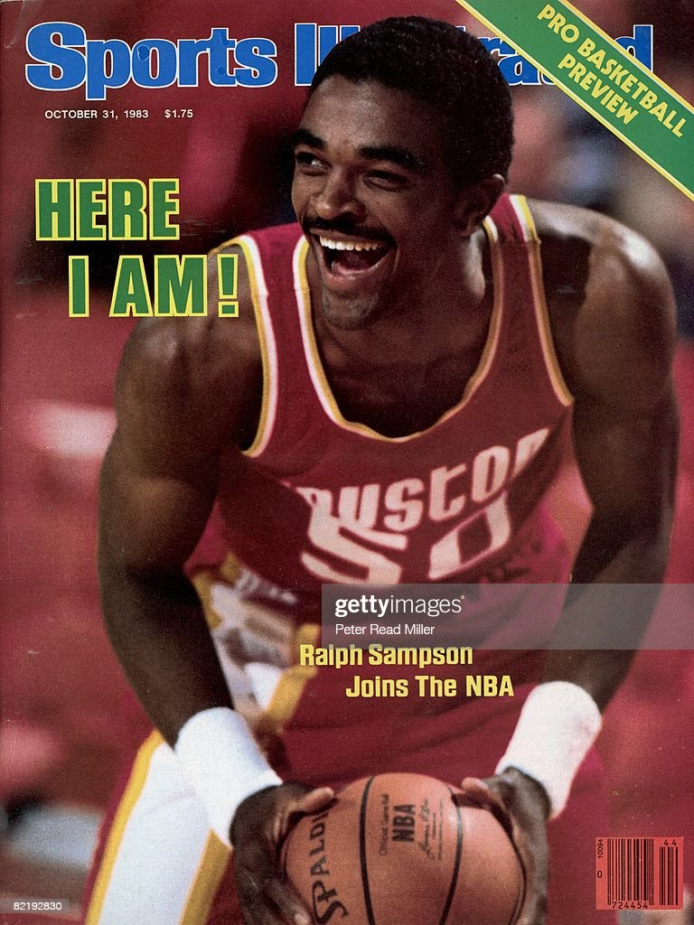 Houston Rockets Ralph Sampson