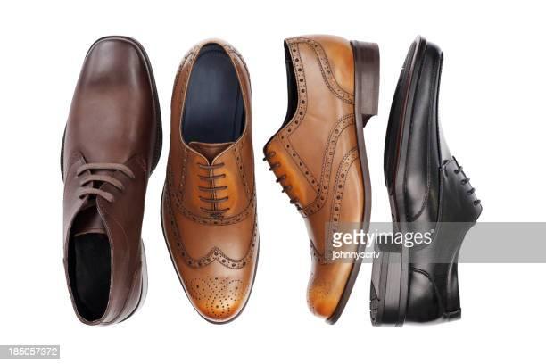 Étrange chaussures.