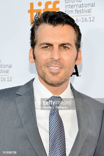 Oded Fehr arrives at the 'Inescapable' Premiere during the 2012 Toronto International Film Festival at Roy Thomson Hall on September 11 2012 in...