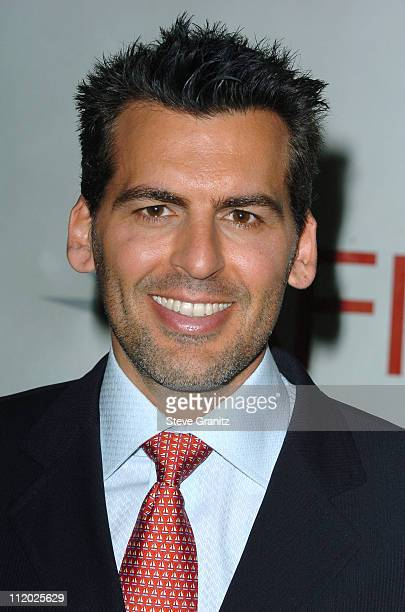 Oded Fehr during AFI Awards Luncheon Arrivals in Los Angeles California United States