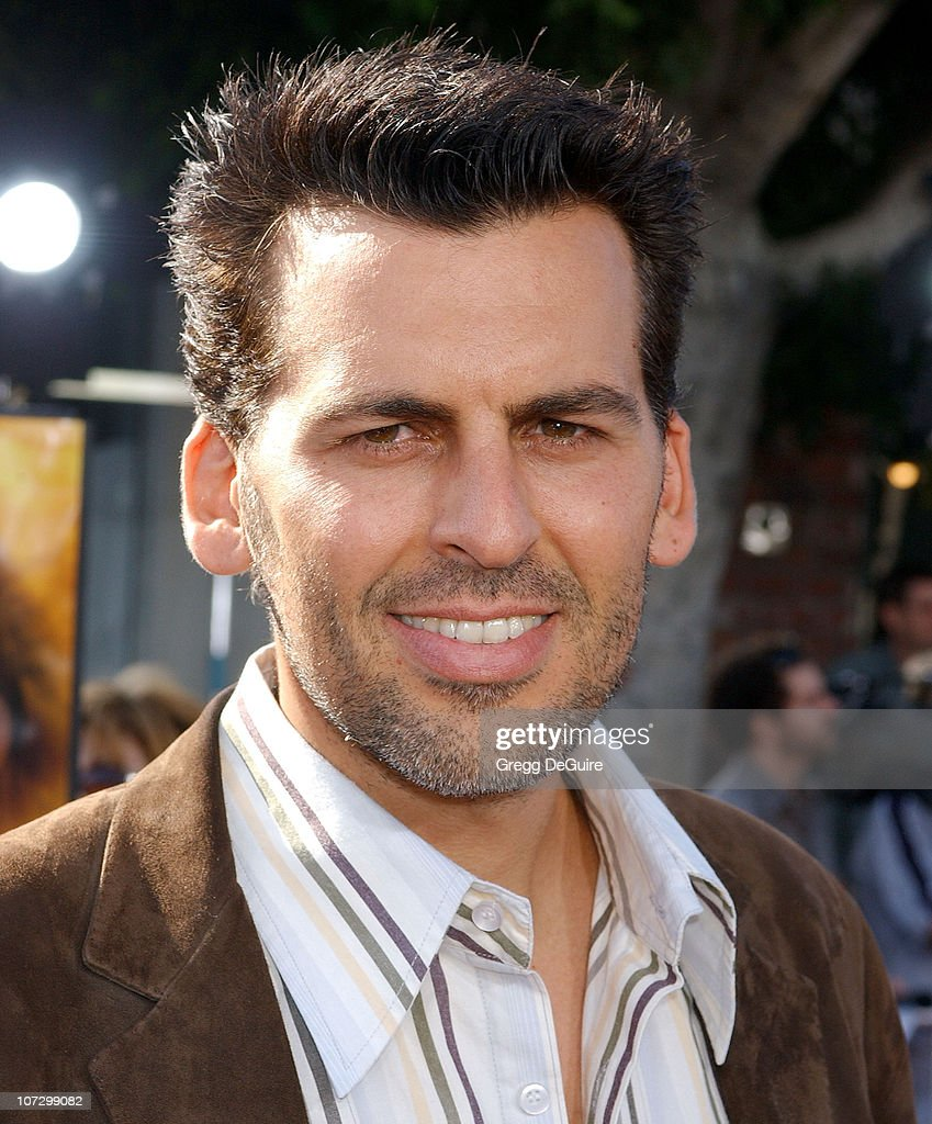 Oded Fehr during DreamWorks Pictures' 'Dreamer: Inspired by a True Story' Los Angeles Premiere - Arrivals at Mann Village Theatre in Westwood, California, United States.
