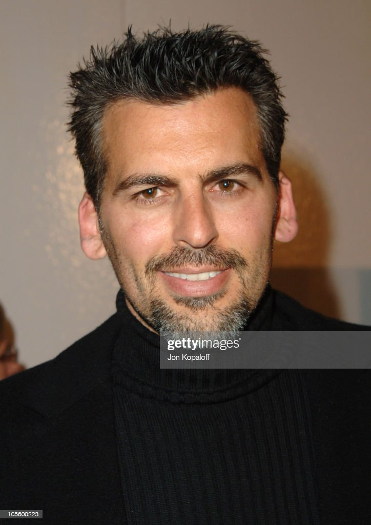 Oded Fehr during DreamWorks Pictures' 'Match Point' Los Angeles Premiere - Red Carpet at LACMA in Los Angeles, California, United States.