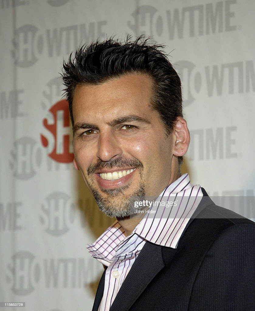 Oded Fehr during Showtime's 'Sleeper Cell' Premiere - Arrivals at The Majestic Crest Theatre in Los Angeles, California, United States.