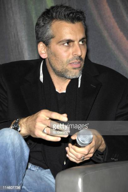 Oded Fehr during 'Sleeper Cell' New York Premiere Presented by Showtime Networks and Creative Coalition at The Core Club in New York City New York...