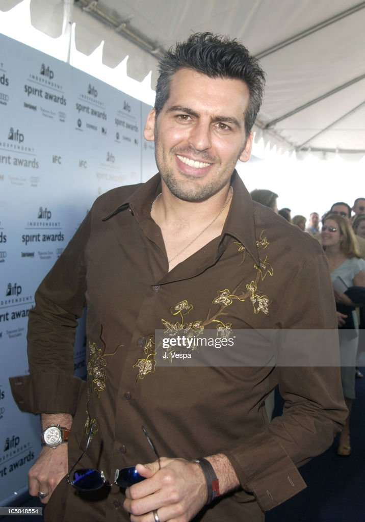Oded Fehr during The 18th Annual IFP Independent Spirit Awards - Arrivals at Santa Monica Beach in Santa Monica, California, United States.