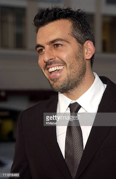 Oded Fehr during The 29th Annual People's Choice Awards Arrivals at Pasadena Civic Auditorium in Pasadena California United States