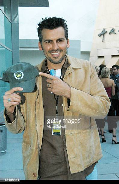 Oded Fehr during The 5th Annual Los Angeles Italian Film Awards Screening Of 'Between Strangers' at Arclight Theater in Hollywood California United...