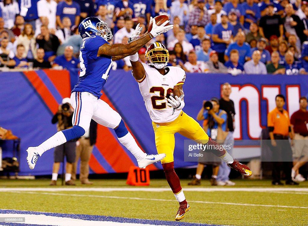 NFL Jerseys Sale - Washington Redskins v New York Giants | Getty Images