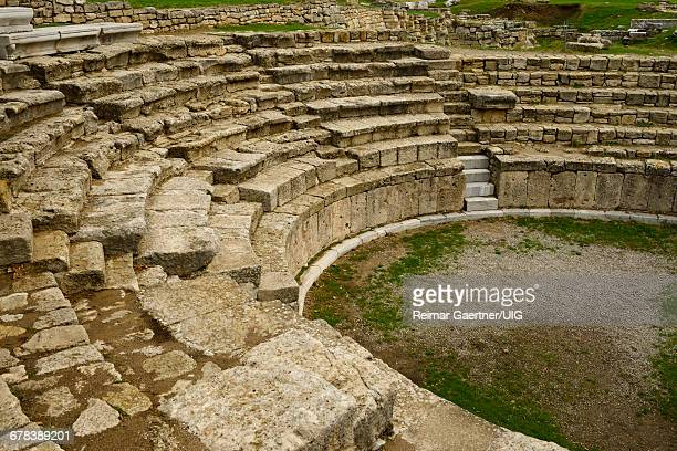 Odeon theatre of Troy