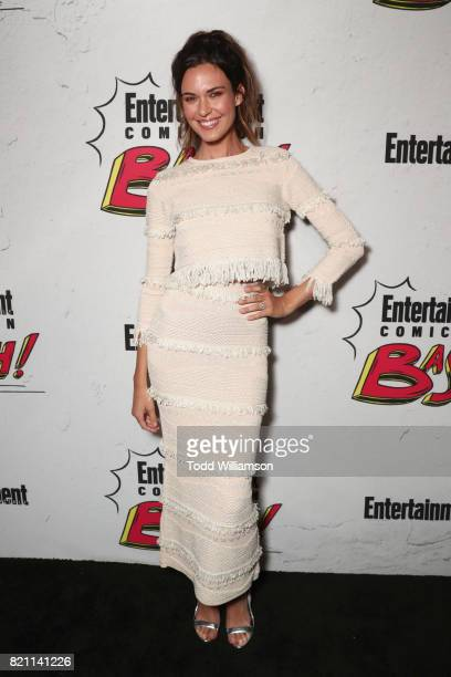 Odette Annable at Entertainment Weekly's annual ComicCon party in celebration of ComicCon 2017 at Float at Hard Rock Hotel San Diego on July 22 2017...