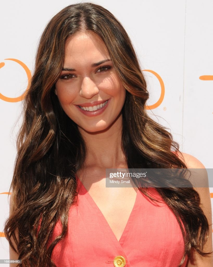 Odette Annable attends the grand opening season of Tao Beach at the Venetian Hotel and Casino on May 4, 2013 in Las Vegas, Nevada.