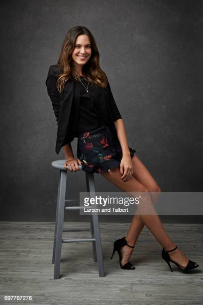 Odette Annable is photographed for Entertainment Weekly Magazine on June 9 2017 in Austin Texas