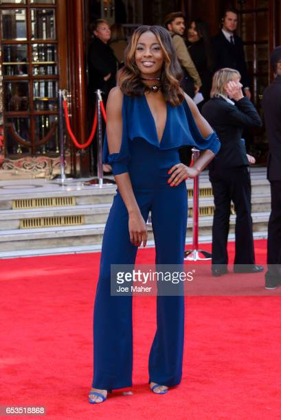 Odudu attends the Prince's Trust Celebrate Success Awards on March 15 2017 in London England