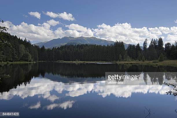 Oesterreich Tirol Alpen Gebirgssee