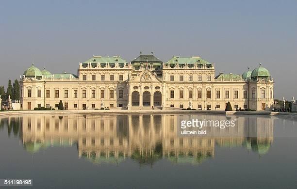 Schloss Oberes Belvedere