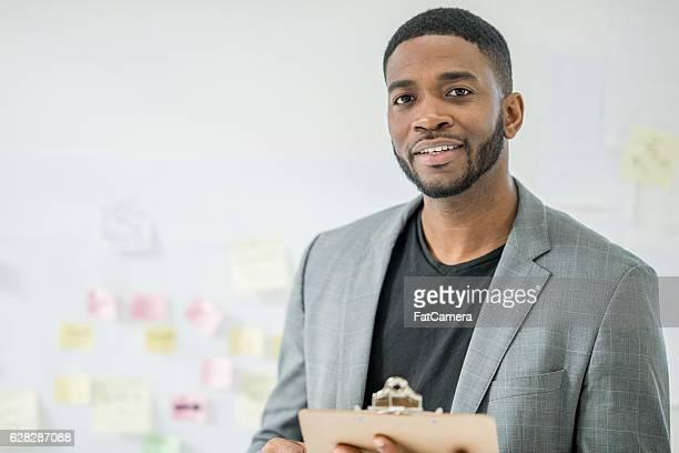 Amministratore delegato di una Start-Up