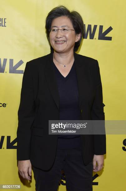CEO of Advanced Micro Devices Lisa T Su attends the Film Premiere of 'Alien' at The Paramout Theater on March 10 2017 in Austin Texas