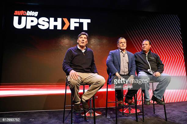 CEO of AOL Inc Tim Armstrong Founder and Chairman Quicken Loans and Rock Ventures Majority Owner 2016 NBA Champion Cleveland Cavaliers Dan Gilbert...