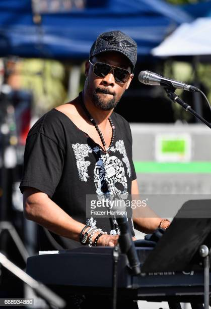 RZA of Banks Steelz performs on the Outdoor Stage during day 2 of the Coachella Valley Music And Arts Festival at the Empire Polo Club on April 15...