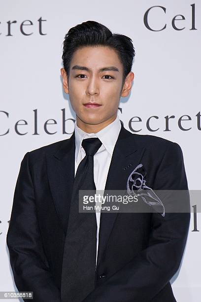 of Bigbang attends the 'Celeb's Secret' Launch Photocall on September 22 2016 in Seoul South Korea