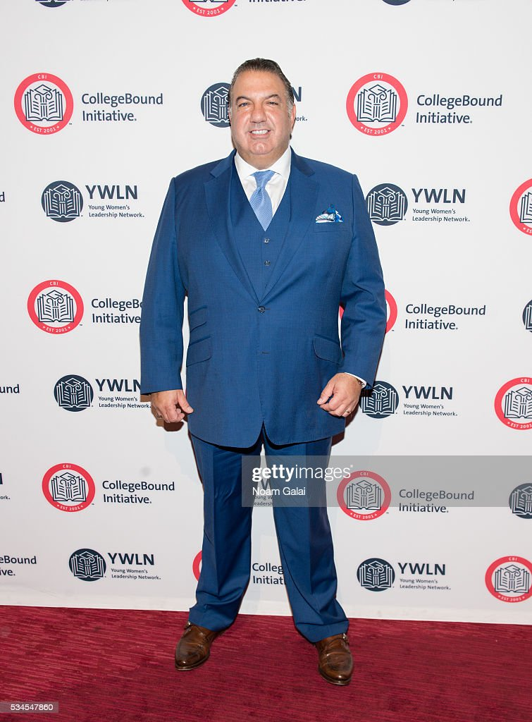 CEO of Calamos Investments John S. Koudounis attends the 2016 CollegeBound Initiative celebration at Jazz at Lincoln Center on May 26, 2016 in New York City.