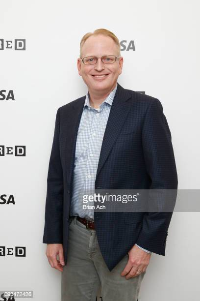 SVP of Devices at Amazon David Limp attends WIRED Business Conference Presented By Visa At Spring Studios In New York City on June 7 2017 in New York...