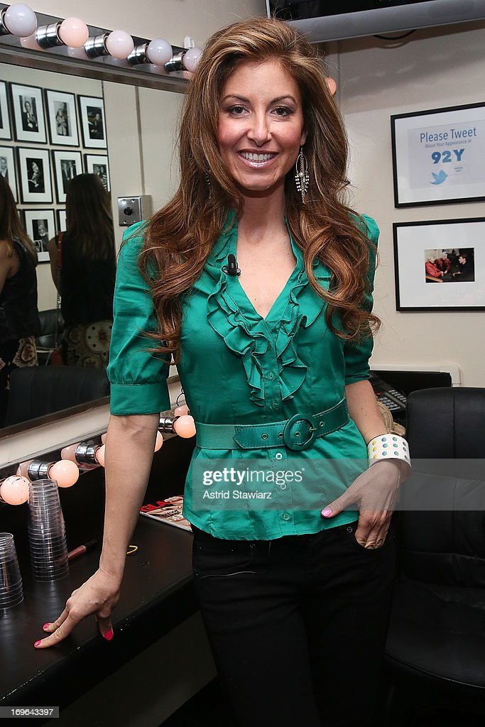 CEO of Dylan's Candy Bar Dylan Lauren attends the 'Secrets Of StartUp Queens' panel hosted by Glamour magazine at 92nd Street Y on May 29 2013 in New...