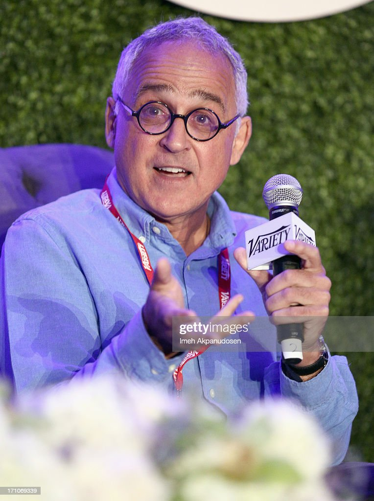 VP of Education & Professional Development at Walden Media Dr. Randy Testa speaks onstage at Variety's Purpose: The Faith And Family Summit n Association with Rogers and Cowan at Four Seasons Hotel Los Angeles on June 21, 2013 in Beverly Hills, California.