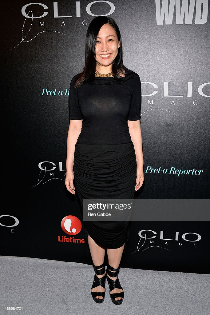 VP of Estee Lauder/MAC Sheila Choi attends the 2014 CLIO Image Awards at The Pierre Hotel on May 7, 2014 in New York City.
