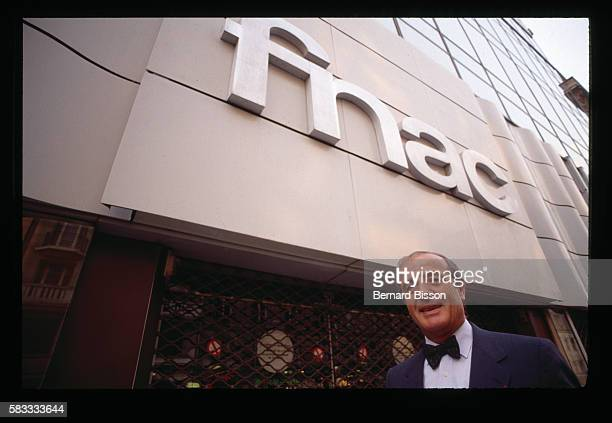 CEO of FNAC Stores JeanLouis Petriat