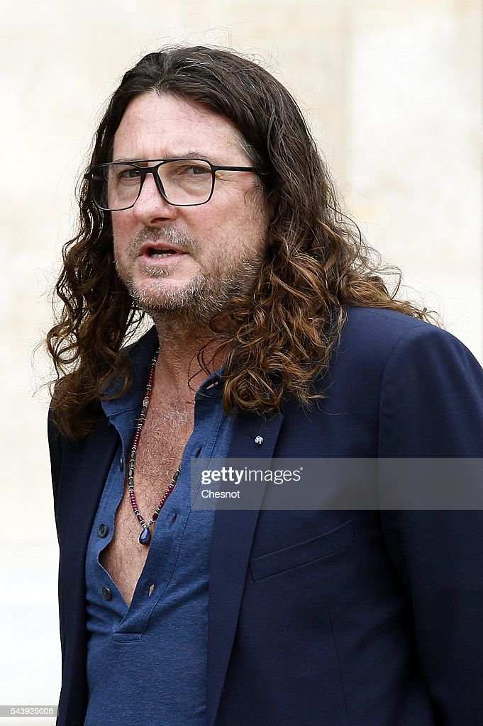CEO of French online sales company 'Vente-privee.com' Jacques-Antoine Granjon arrives at the Elysee Presidential Palace for a lunch with French President Francois Hollande and leaders of large groups of digital and manufacturers worldwide before the Viva Technology show on June 30, 2016 in Paris, France. Viva Technology Startup Connect, the new international event brings together 5,000 startups with top investors, companies to grow businesses and all players in the digital transformation who shape the future of the internet.