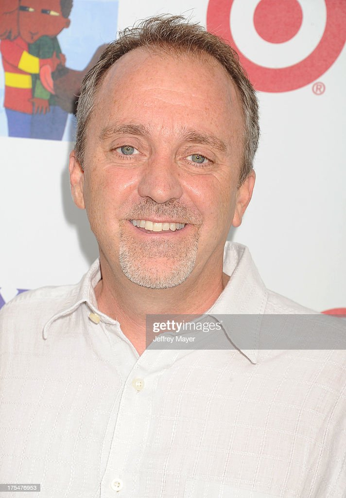 CEO of Fuhu, Inc. Jim Mitchell arrives at HollyRod Foundation's 4th Annual 'My Brother Charlie' Carnival at Culver Studios on August 3, 2013 in Culver City, California.