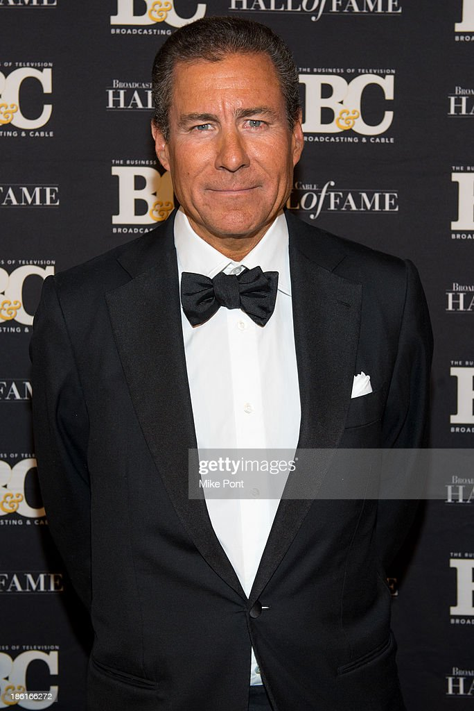 CEO of HBO Richard Plepler attends the Broadcasting and Cable 23rd Annual Hall of Fame Awards Dinner at The Waldorf Astoria on October 28, 2013 in New York City.