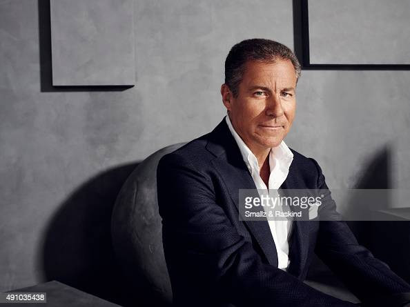 CEO of HBO Richard Plepler is photographed for The Hollywood Reporter on May 31 2015 in Los Angeles California