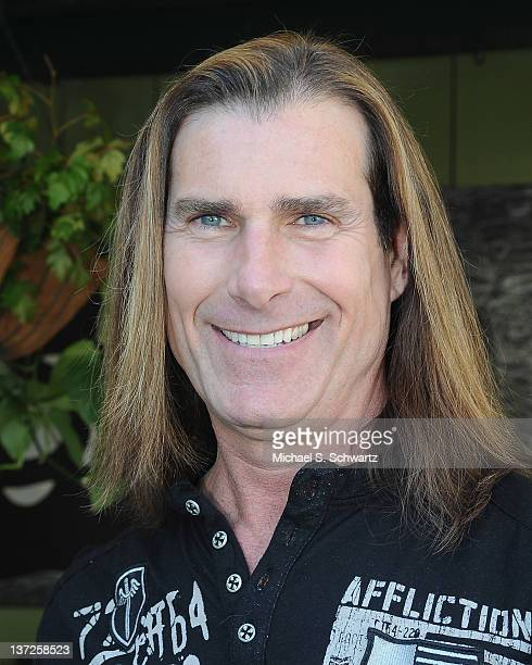 CEO of Healthy Planet Nutrition Fabio Lanzoni poses during his instore appearance at Whole Foods on January 9 2012 in Studio City California