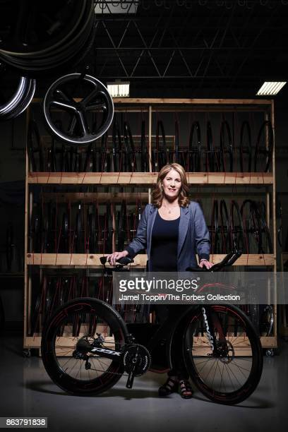 CEO of HED cycling Anne Hed is photographed for Forbes Magazine on April 6 2017 in Roseville Minnesota PUBLISHED IMAGE CREDIT MUST READ Jamel...