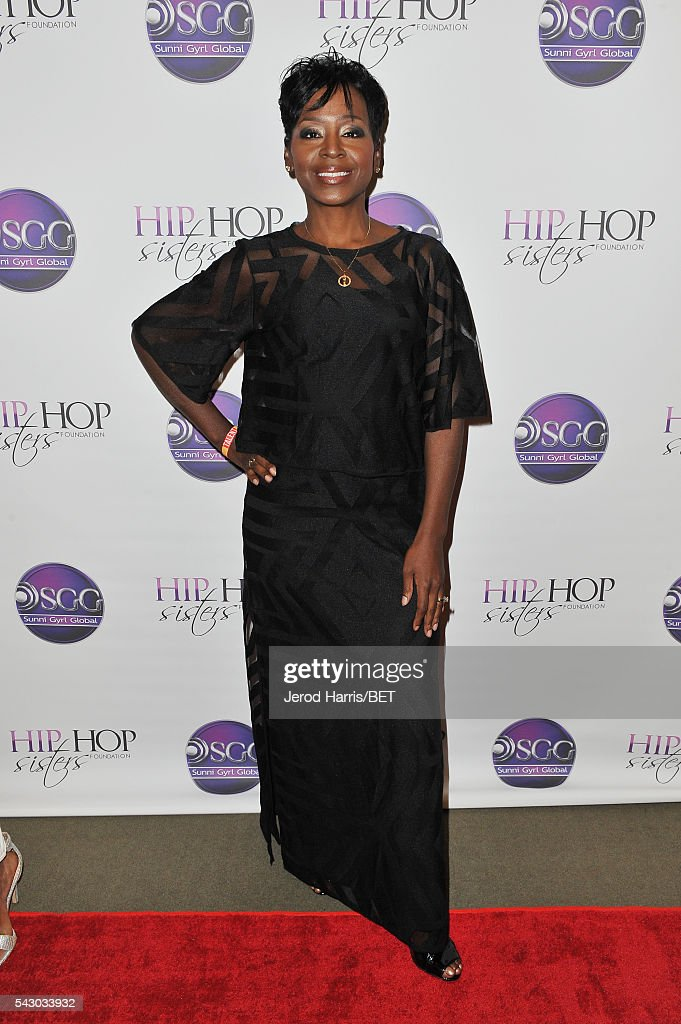 CEO of Hip Hop Sisters Foundation Lynn Richardson attends Women, Wealth, and Relationships presented by HIP HOP SISTERS during the 2016 BET Experience on June 25, 2016 in Los Angeles, California.