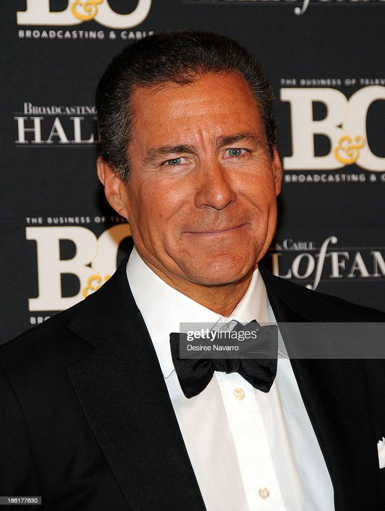 CEO of Home Box Inc., Richard L.Plepler attends the Broadcasting And Cable 23rd Annual Hall Of Fame Awards dinner at The Waldorf Astoria on October 28, 2013 in New York City.